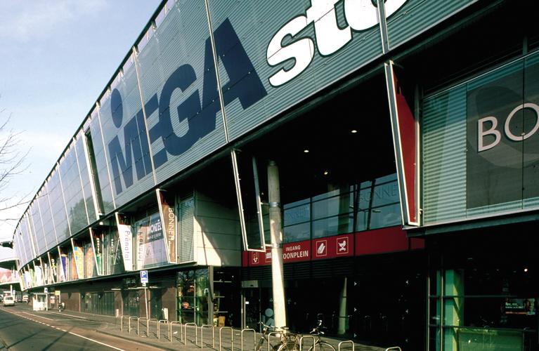 Megastores - (13)