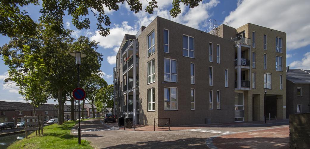 Tiel, Architectuur, Hof van Walburg, OIII-architecten