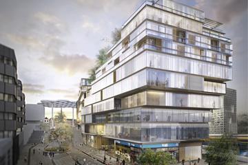 Noordgebouw - 1 front