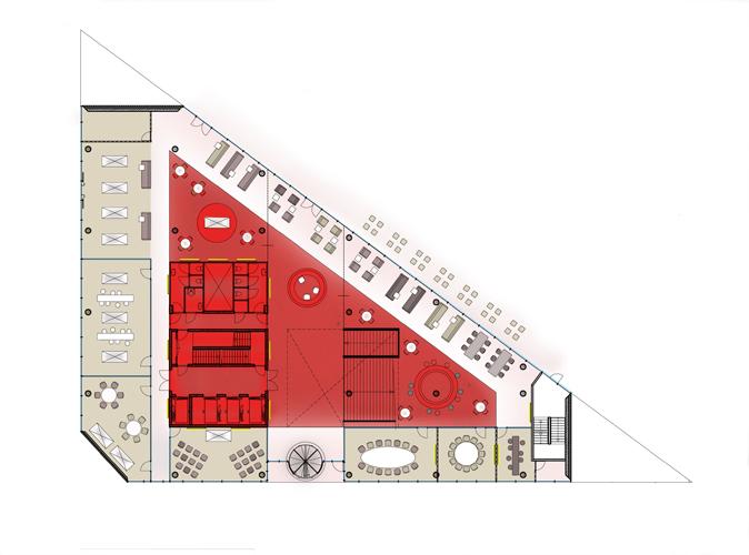 H:interieur41007 Ricoh Den BoschTekeningen20398_BA-PLATTEGRO