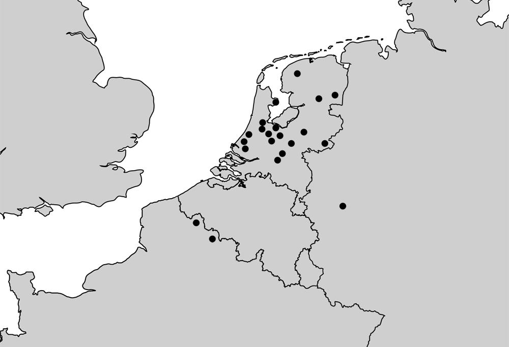 Locaties projecten